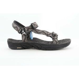 Abeo Escape H20 Sandals Black Size US 7 ( EP )4324